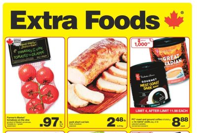 Extra Foods Flyer July 16 to 22