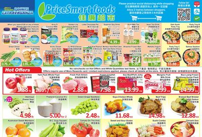 PriceSmart Foods Flyer July 15 to 21