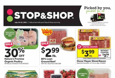 Stop & Shop (NY) Weekly Ad Flyer July 16 to July 22