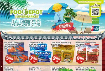 Food Depot Supermarket Flyer July 16 to 22