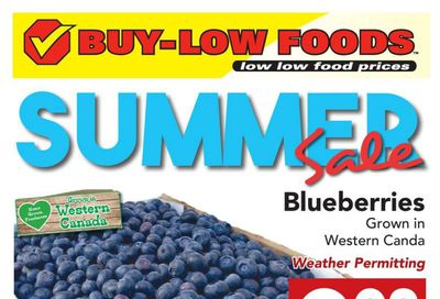 Buy-Low Foods Flyer July 18 to 24