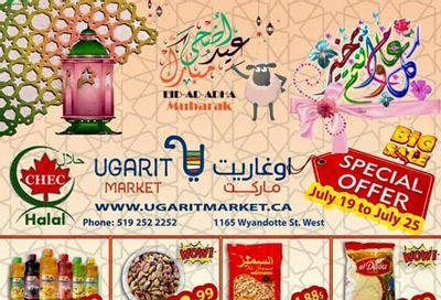 Ugarit Market Flyer July 19 to 25