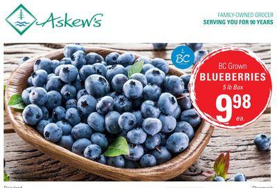 Askews Foods Flyer July 18 to 24