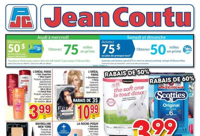 Jean Coutu (QC) Flyer July 22 to 28