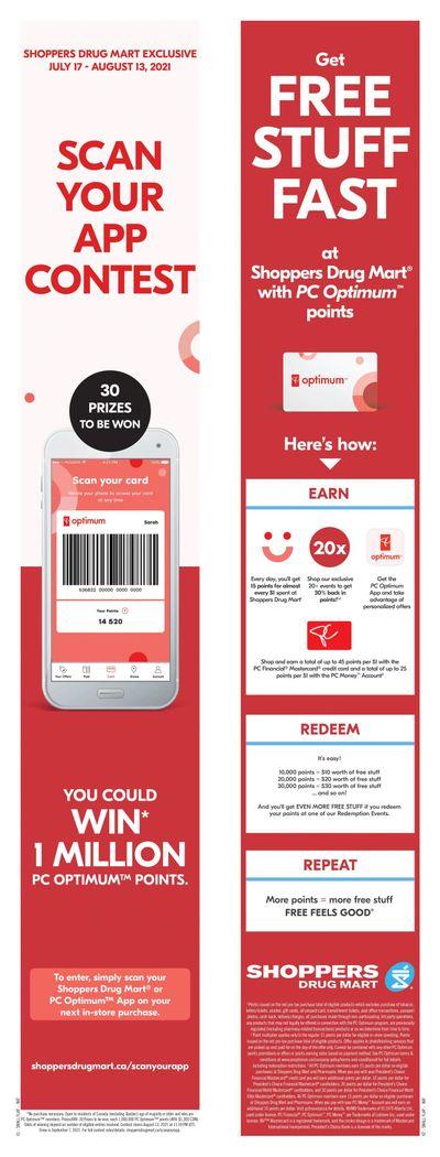 Shoppers Drug Mart (ON) Flyer July 24 to 29
