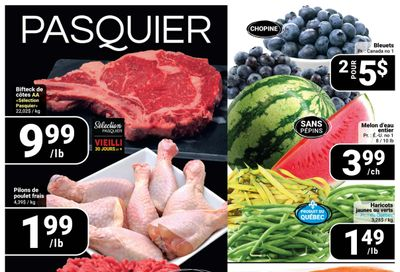 Pasquier Flyer July 22 to 28