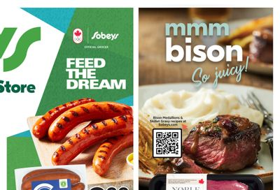 Sobeys (ON) Flyer July 22 to 28