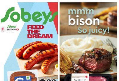 Sobeys/Safeway (SK & MB) Flyer July 22 to 28