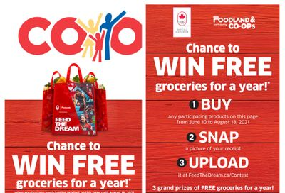 Foodland Co-op Flyer July 22 to 28