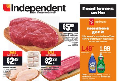 Independent Grocer (ON) Flyer July 22 to 28