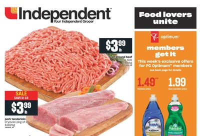 Independent Grocer (Atlantic) Flyer July 22 to 28