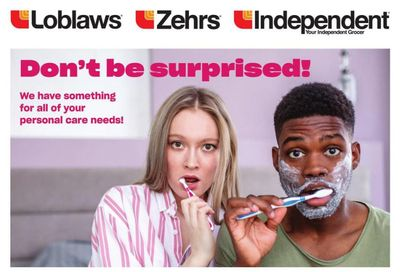 Independent Grocer (ON) Personal Care Flyer June 22 to August 18