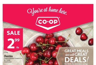 Co-op (West) Food Store Flyer July 22 to 28