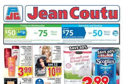 Jean Coutu (ON) Flyer July 23 to 29