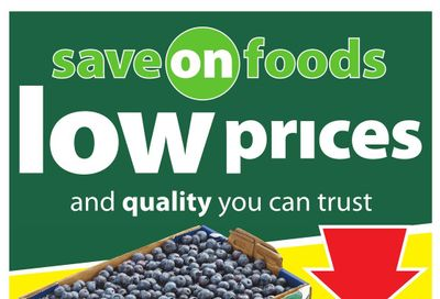 Save on Foods (AB) Flyer July 22 to 28
