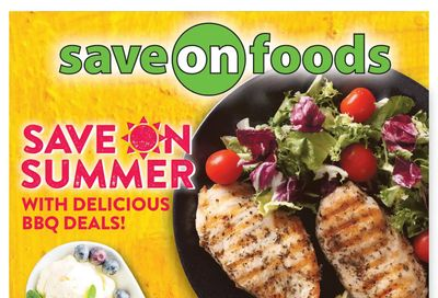 Save on Foods (BC) Flyer July 22 to 28