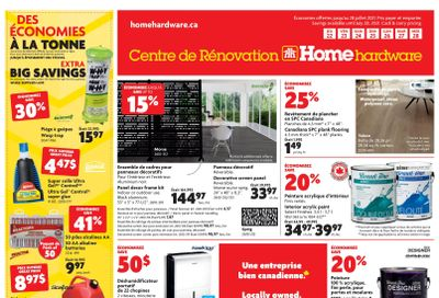 Home Hardware Building Centre (QC) Flyer July 22 to 28