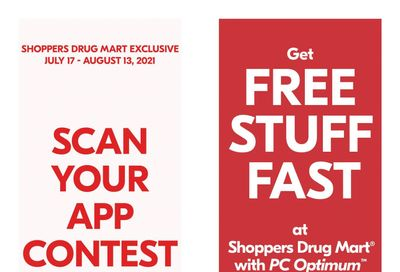 Shoppers Drug Mart (West) Flyer July 24 to 29