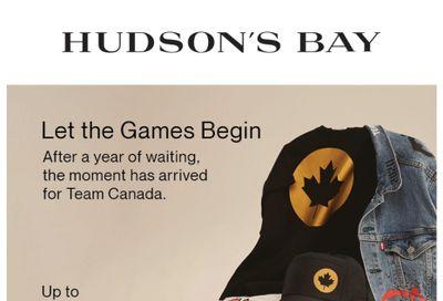 Hudson's Bay Flyer July 23 to 29