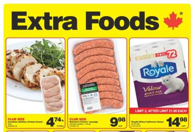 Extra Foods Flyer July 23 to 29