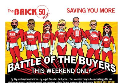 The Brick Flyer July 22 to 26