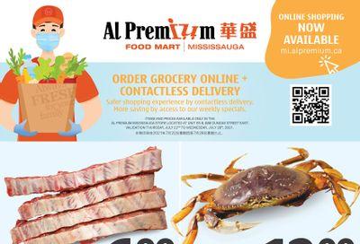 Al Premium Food Mart (Mississauga) Flyer July 22 to 28