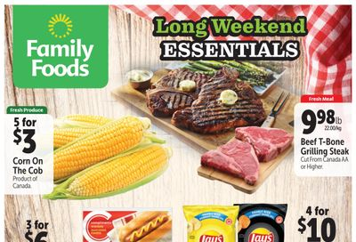 Family Foods Flyer July 23 to 29