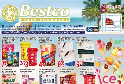 BestCo Food Mart (Scarborough) Flyer July 23 to 29