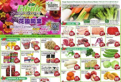 Ethnic Supermarket Flyer July 23 to 29