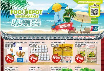 Food Depot Supermarket Flyer July 23 to 29