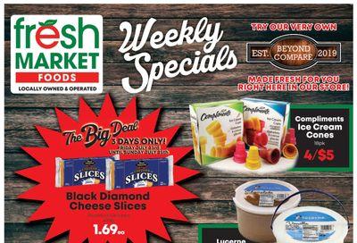 Fresh Market Foods Flyer July 23 to 29