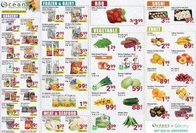 Oceans Fresh Food Market (Mississauga) Flyer July 23 to 29