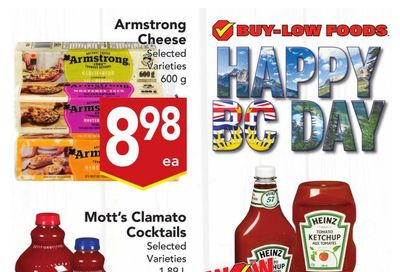 Buy-Low Foods Flyer July 25 to 31