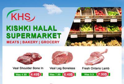 Kishki Halal Supermarket Flyer July 23 to 29