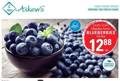 Askews Foods Flyer July 25 to 31