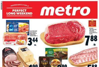 Metro (ON) Flyer July 29 to August 4
