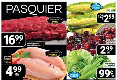 Pasquier Flyer July 29 to August 4