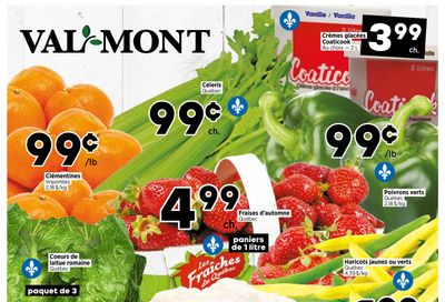 Val-Mont Flyer July 29 to August 4