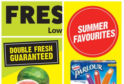 FreshCo (West) Flyer July 29 to August 4
