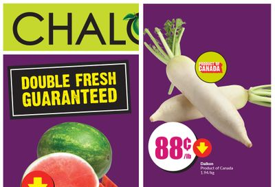 Chalo! FreshCo (West) Flyer July 29 to August 4