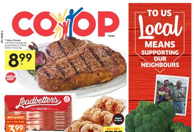Foodland Co-op Flyer July 29 to August 4