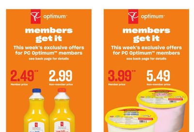Loblaws City Market (West) Flyer July 29 to August 4