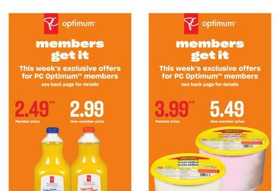 Independent Grocer (West) Flyer July 29 to August 4