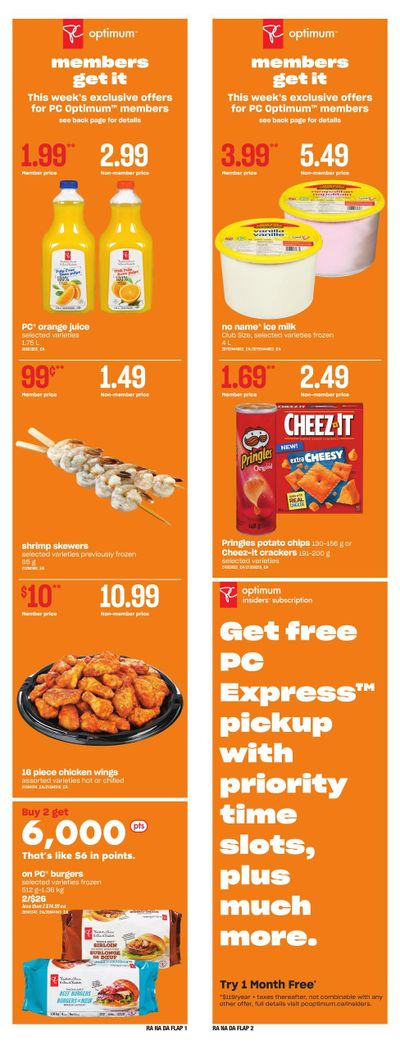 Dominion Flyer July 29 to August 4