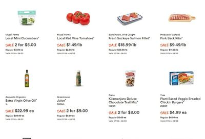Whole Foods Market (ON) Flyer July 28 to August 3