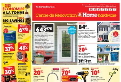 Home Hardware Building Centre (QC) Flyer July 29 to August 4