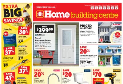 Home Building Centre (Atlantic) Flyer July 29 to August 4
