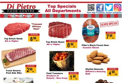 Di Pietro Food Centre Flyer July 29 to August 4