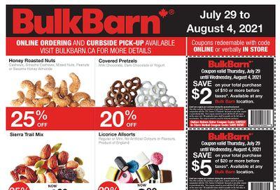 Bulk Barn Flyer July 29 to August 4