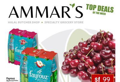 Ammar's Halal Meats Flyer July 29 to August 4